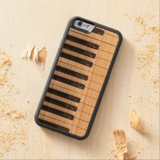 Piano Keys Phone Case Design by Leslie Harlow