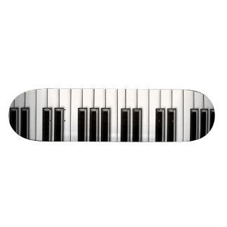 Piano Keys Skateboard