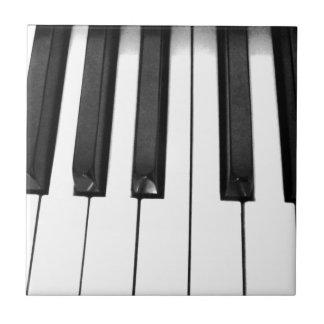 Piano keys tile
