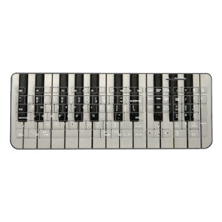 Piano Keys Wireless Keyboard