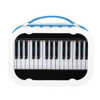 Piano Lunch Box