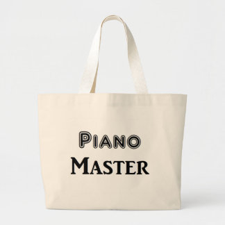 Piano Master Canvas Bags