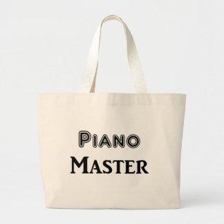 Piano Master Jumbo Tote Bag
