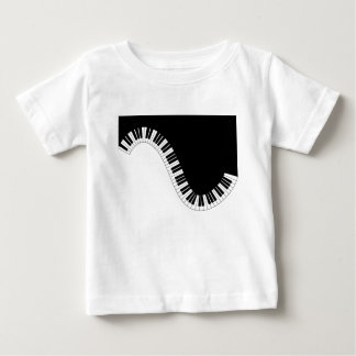 PIANO MUSIC BABY T-Shirt