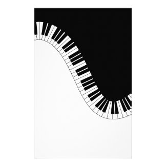 PIANO MUSIC STATIONERY