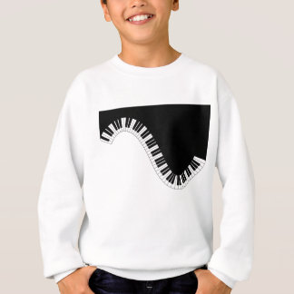 PIANO MUSIC SWEATSHIRT