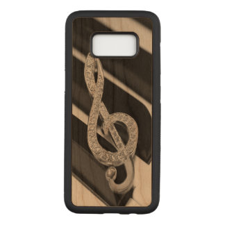 piano Music symbol Carved Samsung Galaxy S8 Case