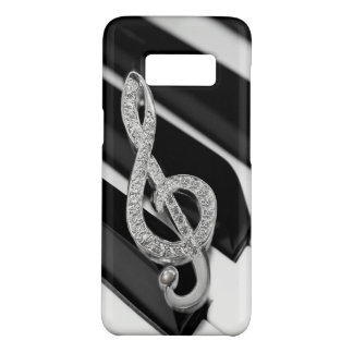 piano Music symbol Case-Mate Samsung Galaxy S8 Case