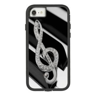 piano Music symbol Case-Mate Tough Extreme iPhone 8/7 Case