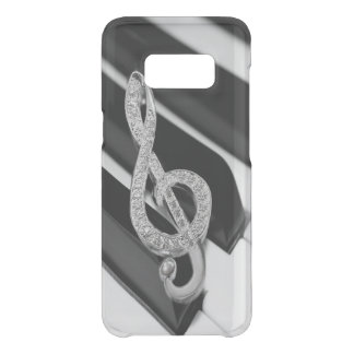 piano Music symbol Uncommon Samsung Galaxy S8 Case