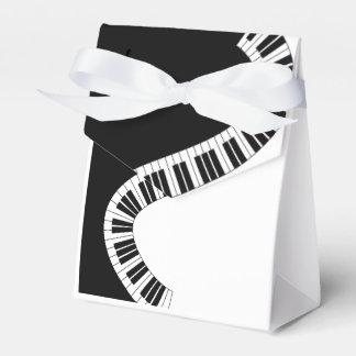 Piano Musical Favor Box