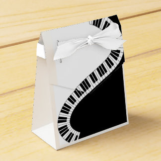 Piano Musical Favor Box II