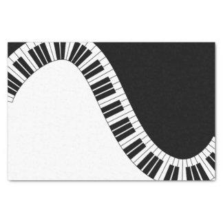 Piano Musical Tissue Paper