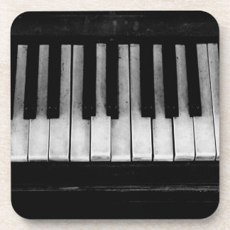 Piano Old Grand Piano Keyboard Instrument Music Coaster
