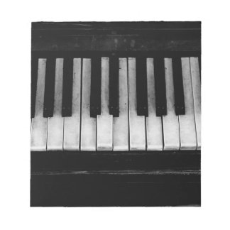 Piano Old Grand Piano Keyboard Instrument Music Notepad
