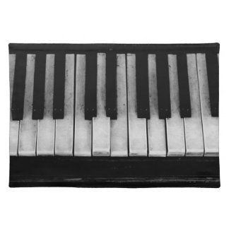 Piano Old Grand Piano Keyboard Instrument Music Placemat