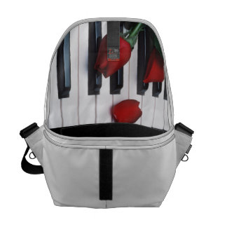 PIANO PLAYER MESSENGER BAG