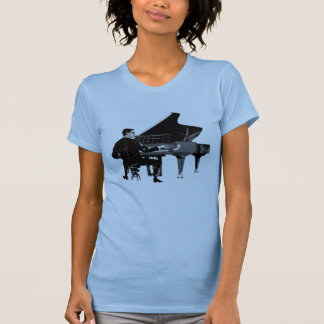 Piano Player T-shirts