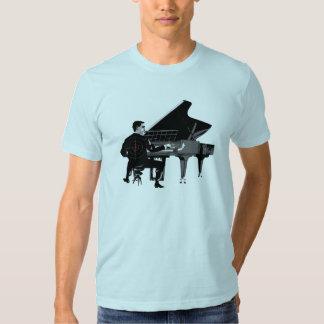 Piano Player Tee Shirts