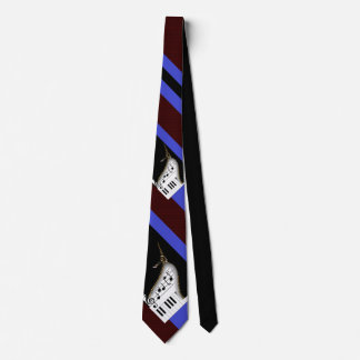 Piano Player Tie