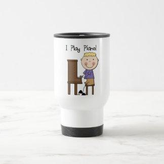 Piano Player Tshirts and Gifts Travel Mug