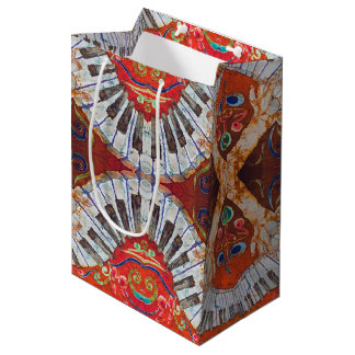 Piano R4 Custom Gift Bag - Medium, Matte
