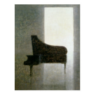 Piano Room 2005 Postcard