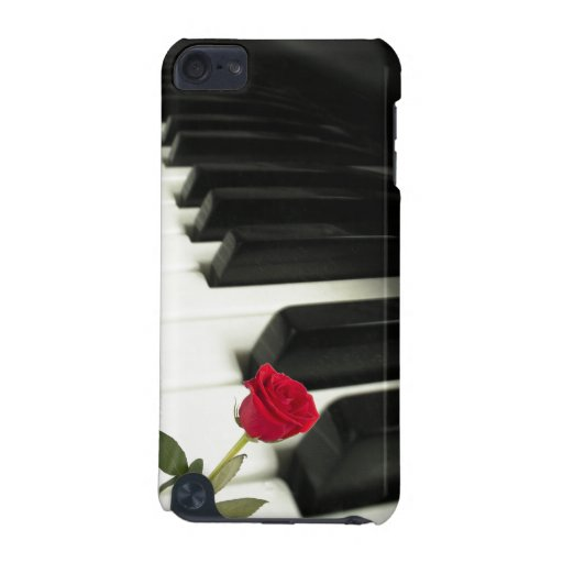 Piano Rose iPod Case iPod Touch (5th Generation) Cases