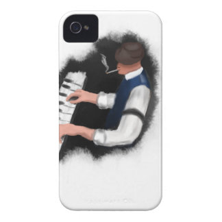 Piano Singer Case-Mate iPhone 4 Cases