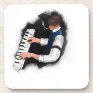 Piano Singer Coaster