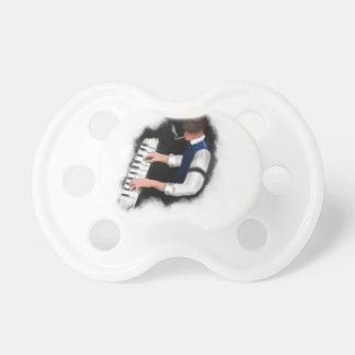 Piano Singer Pacifier