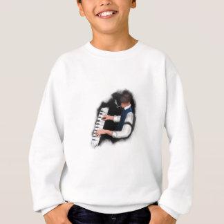 Piano Singer Sweatshirt