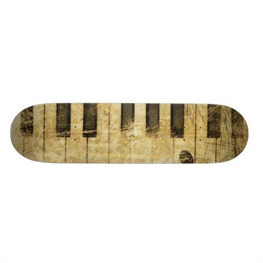 PIANO SKATE BOARDS