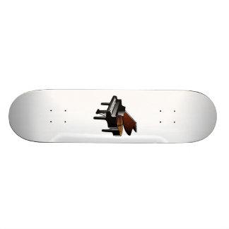 Piano Skate Board