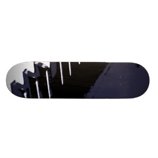 Piano Skateboard