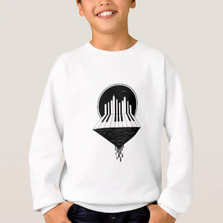 Piano Skyline Sweatshirt