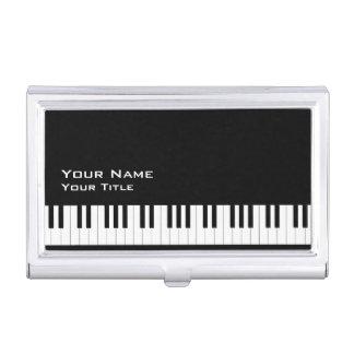 Piano Teacher 2 Business Card Holder
