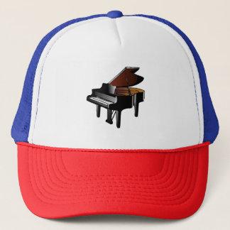 Piano Trucker Hat