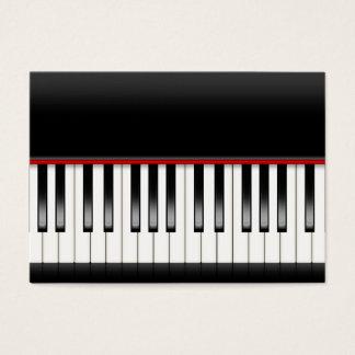 Piano W/O Skyline - SRF Business Card