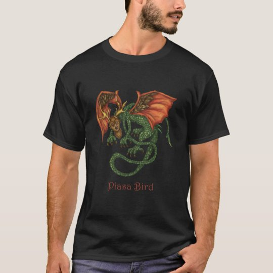 Piasa Bird Dark Shirt