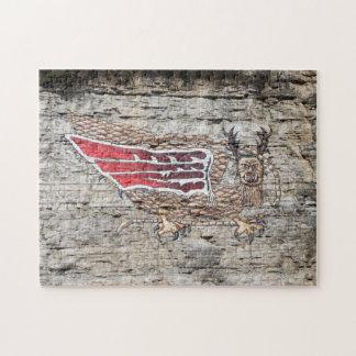 Piasa Bird Puzzle