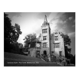 Piatt Castle Postcard