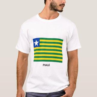 Piauí, Brazil Flag T-Shirt