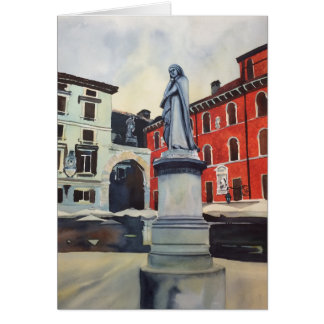 Piazza Dante per Emma Card
