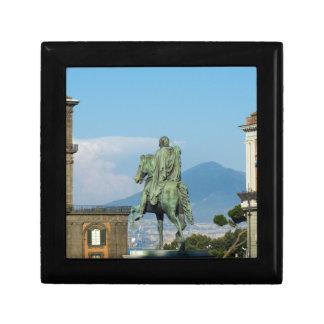 Piazza del Plebiscito, Naples Gift Box