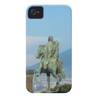 Piazza del Plebiscito, Naples iPhone 4 Case