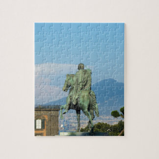 Piazza del Plebiscito, Naples Jigsaw Puzzle