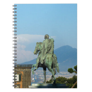 Piazza del Plebiscito, Naples Notebook