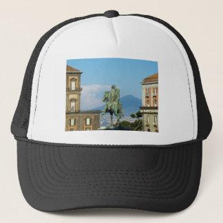Piazza del Plebiscito, Naples Trucker Hat