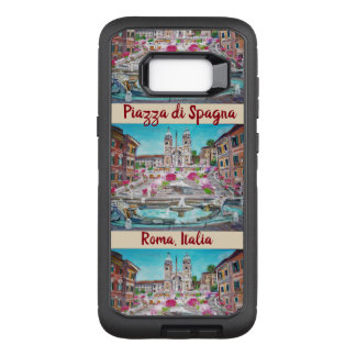 Piazza di Spagna, OtterBox Samsung Galaxy S8